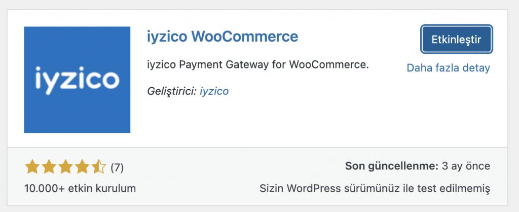 Woocommerce Nedir? Wordpress Woocommerce Kurulumu-iyzico Woocommerce Ödeme Yöntemi